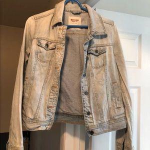 Mossimo jean jacket